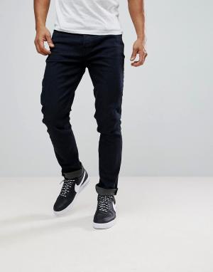 Loyalty & Faith Черные джинсы скинни and Beattie. Цвет: черный