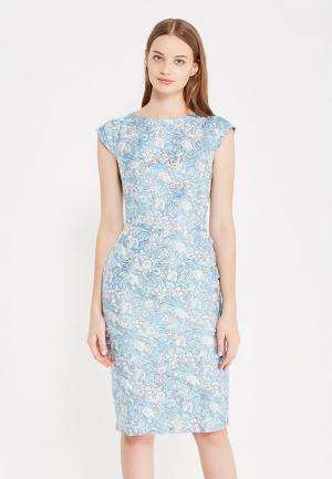 Платье Victoria Kuksina. Цвет: голубой