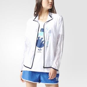 Олимпийка  Originals adidas. Цвет: белый