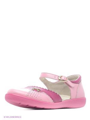 Туфли San Marko. Цвет: розовый