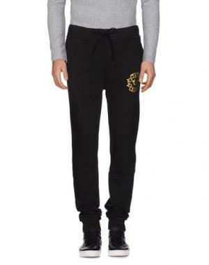 Повседневные брюки TRUE RELIGION. Цвет: черный