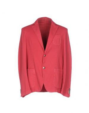 Пиджак FRADI. Цвет: пурпурный
