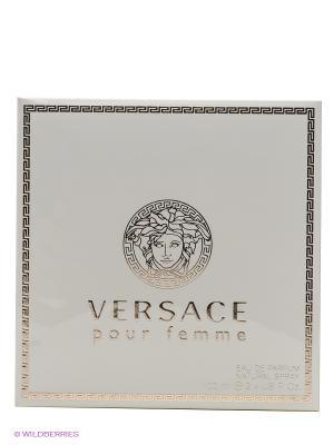 Парфюмерная вода, 100 мл Versace. Цвет: белый, золотистый