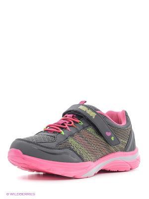 Ботинки KENKA. Цвет: лиловый