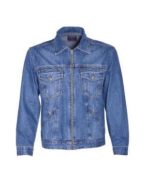 Куртка Dairos. Цвет: синий