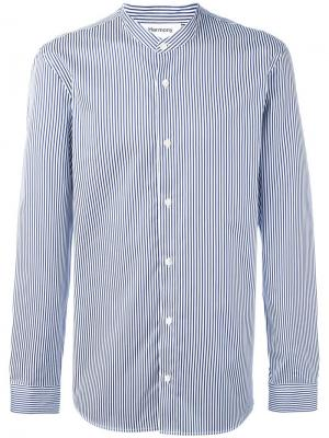 Рубашка в полоску Harmony Paris. Цвет: синий