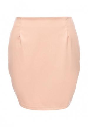Юбка Coquelicot. Цвет: розовый