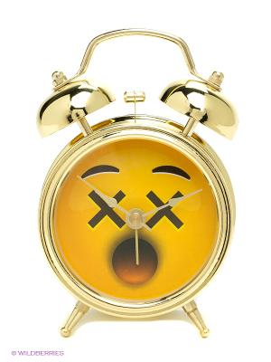 Часы Funky Fish. Цвет: желтый