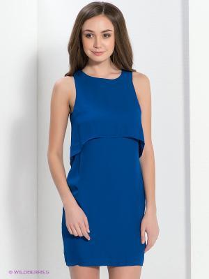 Платье New Look. Цвет: синий