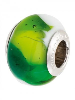 Шарм Natura Amore&Baci. Цвет: светло-зеленый, белый, салатовый