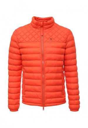 Куртка утепленная Strellson. Цвет: оранжевый