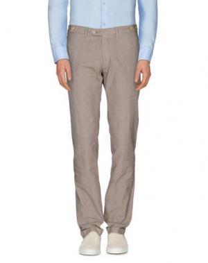 Повседневные брюки JEY COLE MAN. Цвет: хаки
