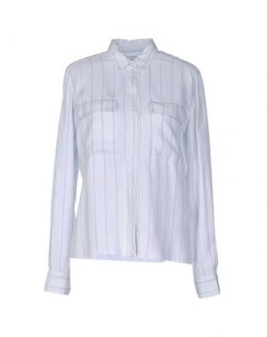 Pубашка RAILS. Цвет: белый