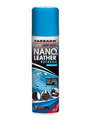 TARRAGO - 018 Аэрозоль-краситель для гл. кожи NANO Leather Refresh. Цвет: черный