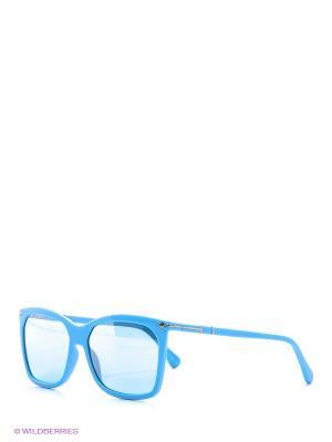 Очки солнцезащитные TM 025S 07 Opposit. Цвет: голубой