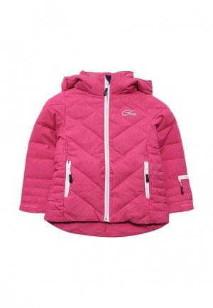 Куртка горнолыжная Five Seasons. Цвет: розовый