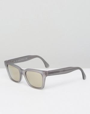 Retrosuperfuture Солнцезащитные очки America Fantom. Цвет: прозрачный