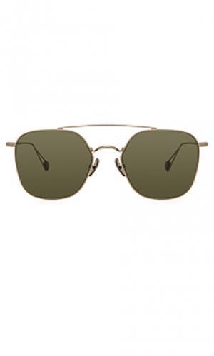 Солнцезащитные очки concorde Ahlem. Цвет: металлический серебряный