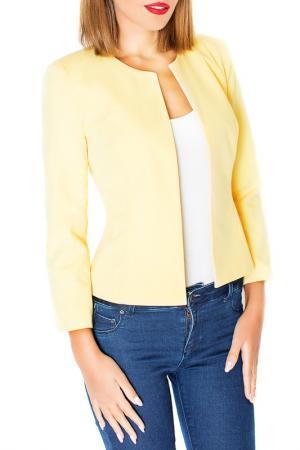 Blazer KATRUS. Цвет: yellow