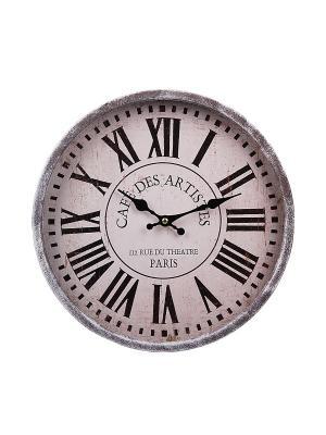 Часы настенные PATRICIA. Цвет: серый