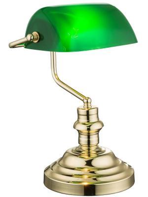 Светильник Globo.. Цвет: зеленый, золотистый