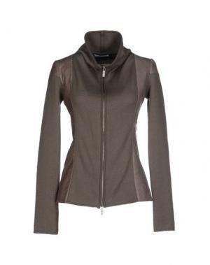 Куртка GENTRYPORTOFINO. Цвет: голубиный серый