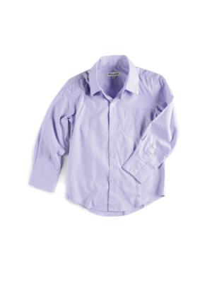 Рубашка Appaman. Цвет: сиреневый, светло-серый, фиолетовый