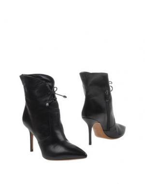 Полусапоги и высокие ботинки TIFFI. Цвет: черный
