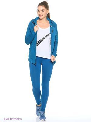 Тайтсы W NSW LEG A SEE LGGNG LOGO Nike. Цвет: синий, лазурный