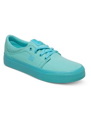 Кеды DC Shoes. Цвет: серо-зеленый, серо-голубой
