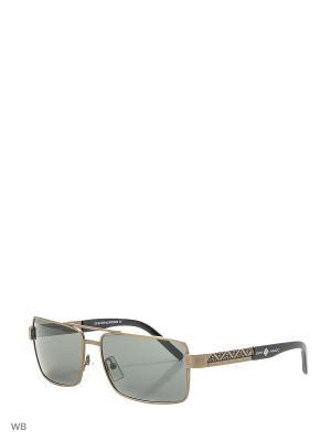 Очки солнцезащитные IS 11-024 05 Enni Marco. Цвет: бронзовый