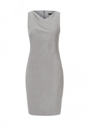 Платье Banana Republic. Цвет: серый