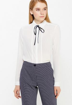 Блуза Tommy Hilfiger. Цвет: белый