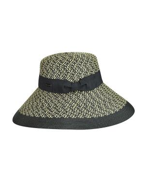 Шляпа Betmar. Цвет: бежевый, белый