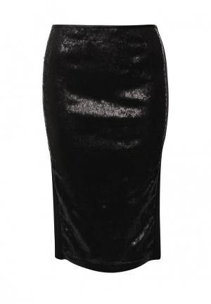 Юбка Pennyblack. Цвет: черный
