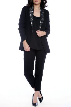 BLAZER Emma Monti. Цвет: black and grey