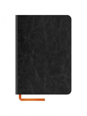 Записная книжка Nebraska soft Office space. Цвет: черный