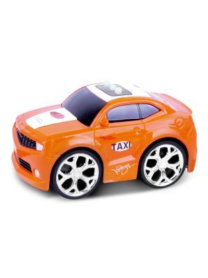 Машинка интерактивная со светом и звуком Blue Sea. Цвет: оранжевый