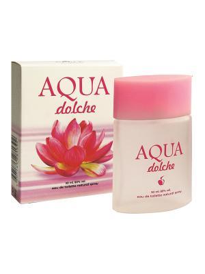 Туалетная вода Aqua dolche (Аква Дольче) жен. 30ml APPLE PARFUMS. Цвет: прозрачный