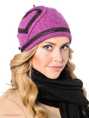 Шляпа SEEBERGER. Цвет: фиолетовый