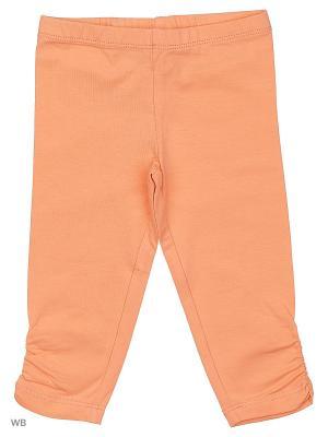 Леггинсы SELA. Цвет: светло-оранжевый