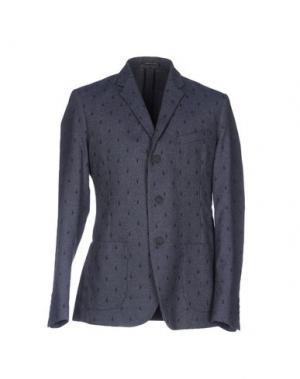 Пиджак GUYA G.. Цвет: грифельно-синий