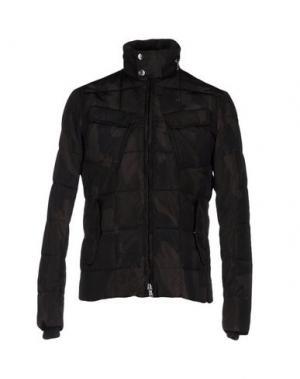 Куртка CANADIAN. Цвет: темно-зеленый