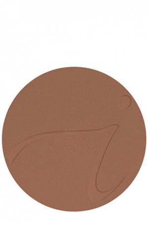 Прессованная основа, оттенок Какао (сменный блок) jane iredale. Цвет: бесцветный