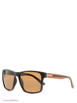 Солнцезащитные очки MS 01-319 08P Mario Rossi. Цвет: темно-коричневый