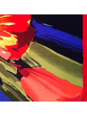 Платок Dispacci. Цвет: красный