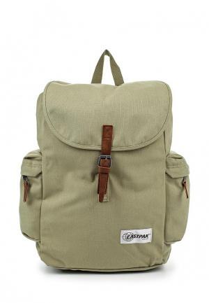 Рюкзак Eastpak. Цвет: зеленый
