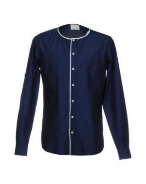 Pубашка GUYA G.. Цвет: темно-синий