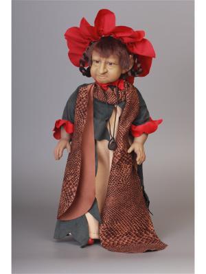 Кукла Gwaena - мудрость ,помощь в принятии решений Lamagik S.L. Цвет: бежевый, красный, коричневый