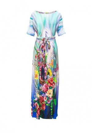 Платье MadaM T. Цвет: бирюзовый